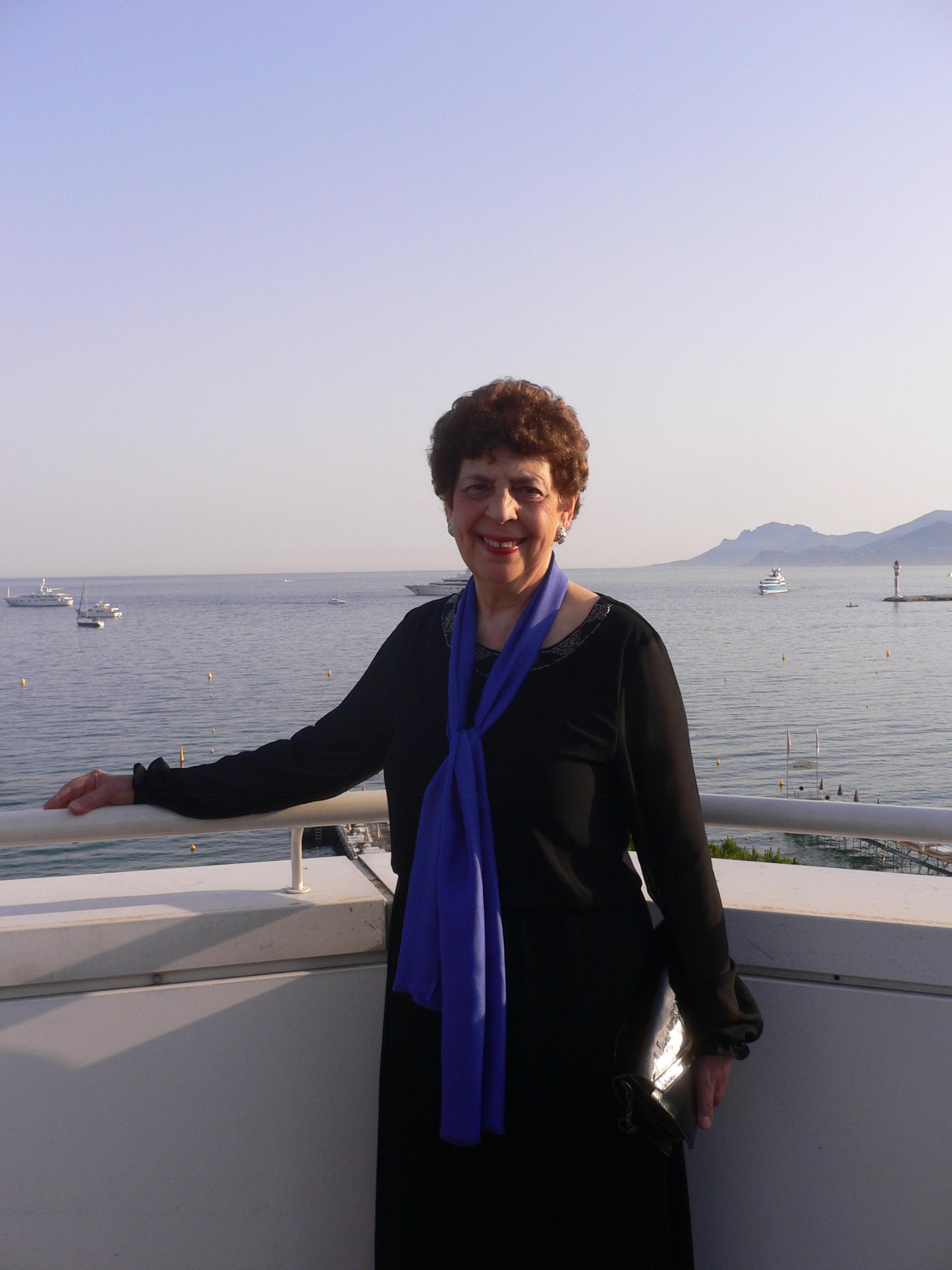 Fabienne en 2014